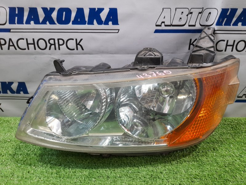 Фара Honda Life Dunk JB3 E07Z 2000 передняя левая 100-22383 ХТС, левая, галоген, 100-22383