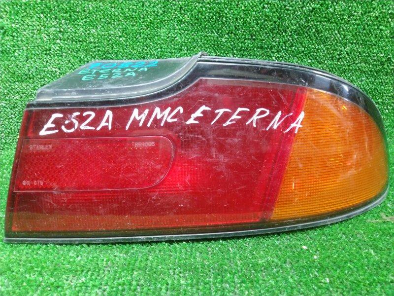 Фонарь задний Mitsubishi Eterna E52A 4G63 правый 1605 1992-1996