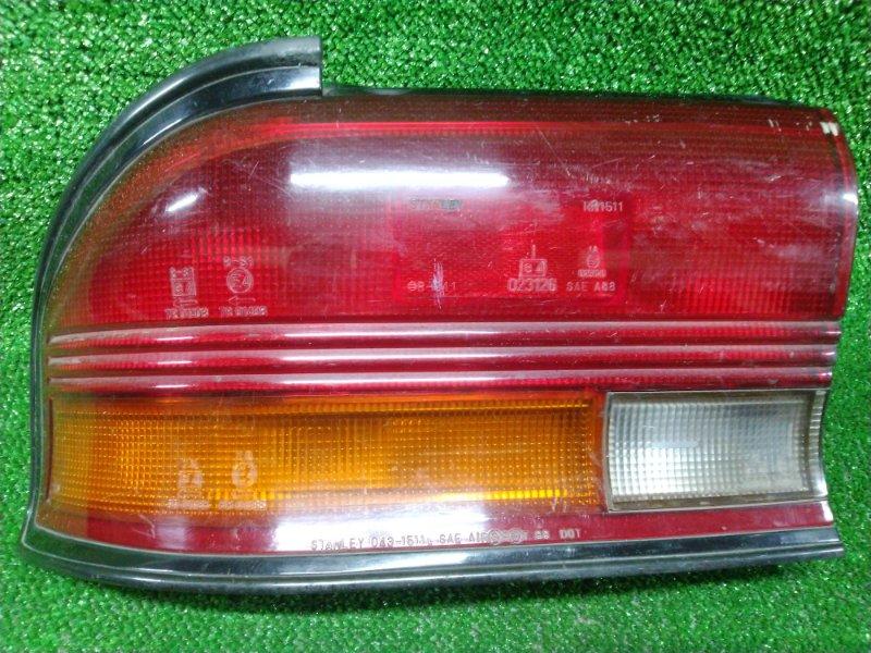 Фонарь задний Mitsubishi Galant E32A 4G37 левый 1511 1987-1992