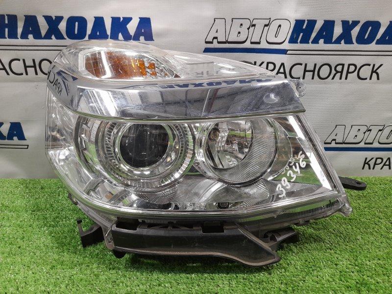 Фара Honda Life JC1 P07A 2010 передняя правая W0123 правая, галоген, с корректором, W0123, рестайлинг,