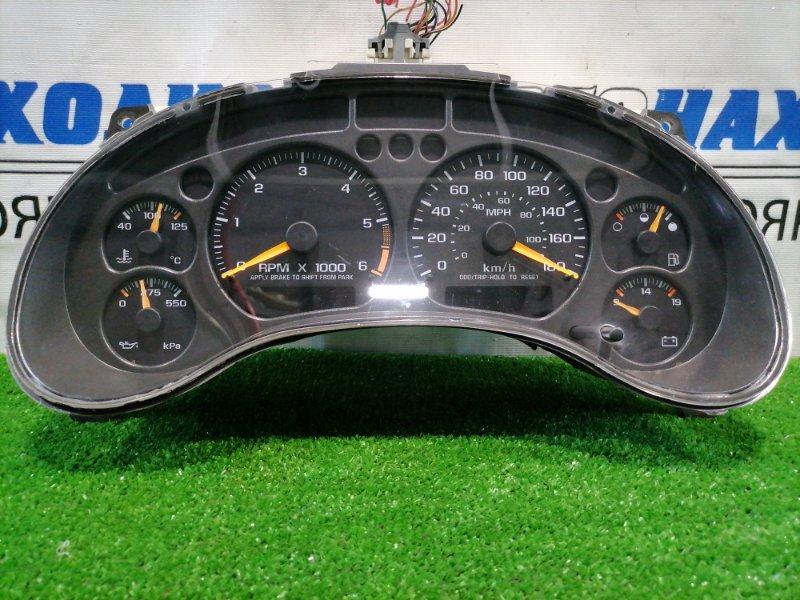 Щиток приборов Chevrolet Blazer CT34G L35 1998 пробег 98 т.км. , с фишкой.