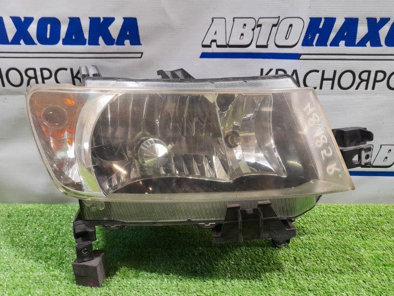 Фара Toyota Bb QNC20 K3-VE 2005 передняя правая B1-2 правая, под ксенон без блока и лампы, с