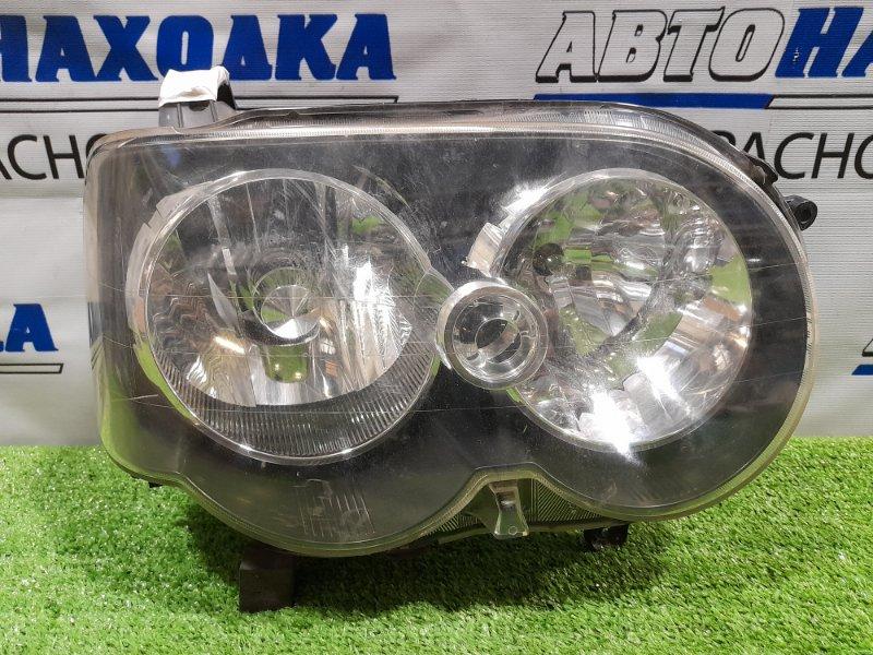 Фара Daihatsu Move L150S EF-VE 2002 передняя правая 100-51786 правая, под ксенон без блока и лампы,