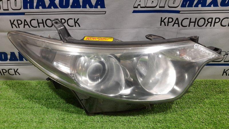 Фара Toyota Estima ACR50W 2AZ-FE 2006 передняя правая 28-192 правая, ксенон в сборе, с корректором,