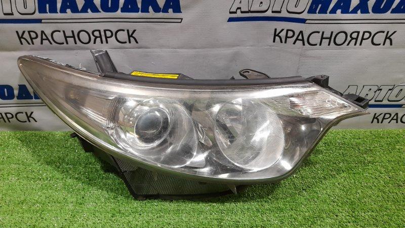 Фара Toyota Estima ACR50W 2AZ-FE 2006 передняя правая 28-192 правая, под ксенон без блока и лампы, с
