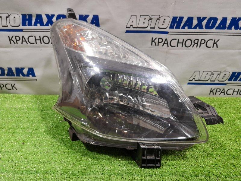 Фара Toyota Ractis NCP100 1NZ-FE 2005 передняя правая 52-157 правая, под ксенон без блока и лампы, с