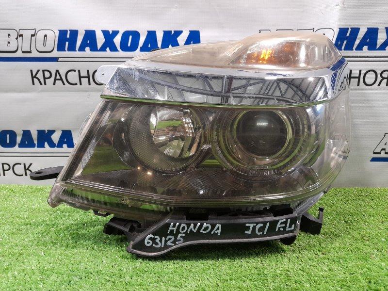 Фара Honda Life JC1 P07A 2010 передняя левая W0001 левая, под ксенон, без блока и лампы, с