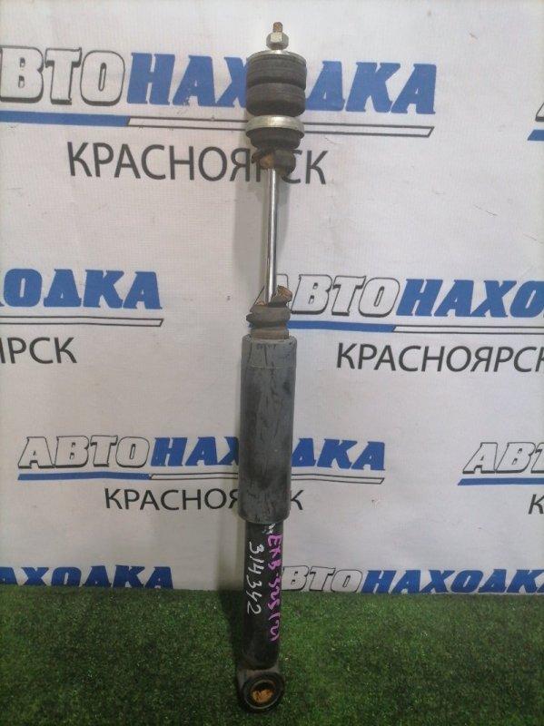 Амортизатор Suzuki Splash XB32S K12B 2008 задний задний с пыльником, отбойник под замену.