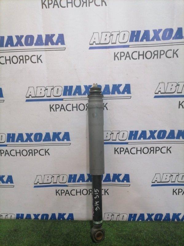 Амортизатор Toyota Isis ANM10G 1AZ-FSE 2004 задний 48531-44101 задний с пыльником, с аукционного авто с