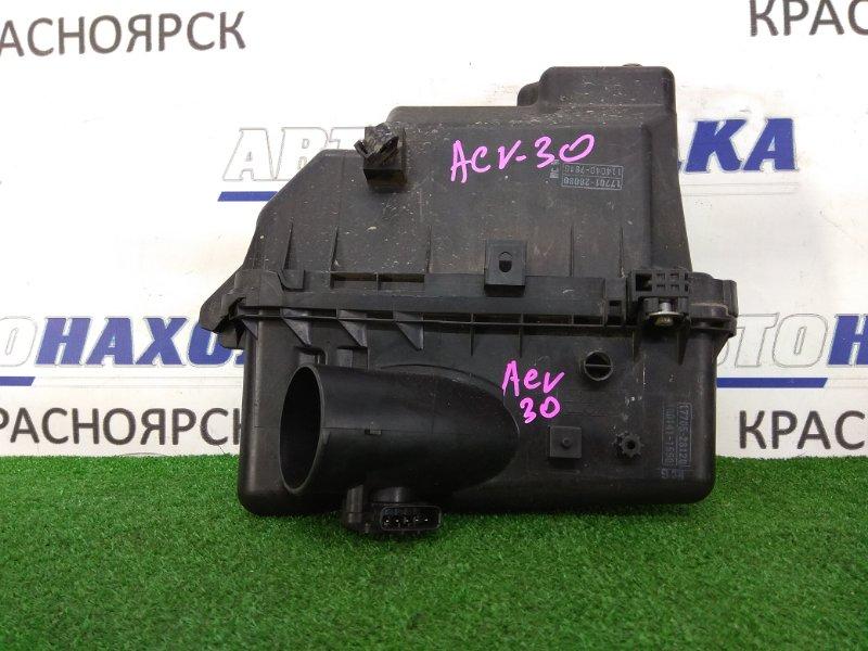 Корпус воздушного фильтра Toyota Camry ACV30 2AZ-FE 2001 + ДМРВ 22204-22010