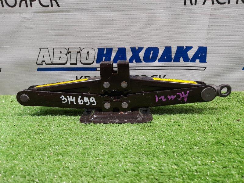 Домкрат Toyota Ipsum ACM21W 2AZ-FE 2003 грузоподъемность 1250 кг. Широкая площадка.