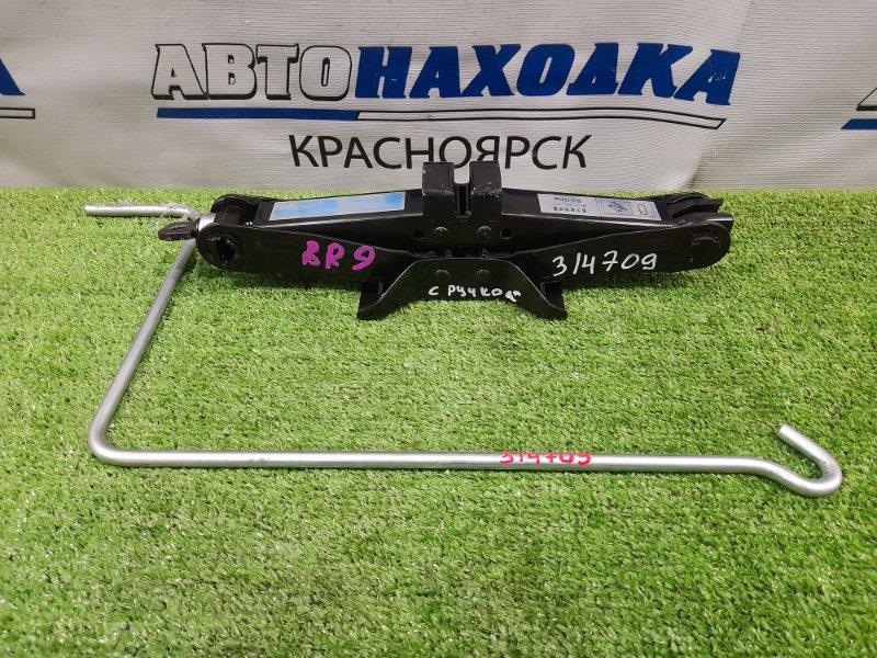 Домкрат Subaru Legacy BR9 EJ25 2009 Грузоподъемность 850 кг с ручкой