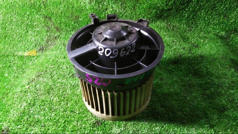 Мотор печки Nissan Lafesta B30 MR20DE SERENA C25, дефект крыльчатки