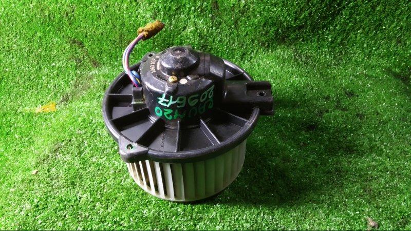 Мотор печки Toyota Vitz NCP1# 1NZ-FE 194000-1060 RAUM NCZ20