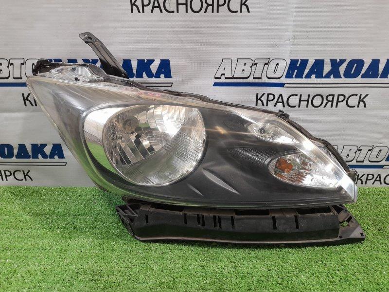 Фара Honda Freed GB3 L15A 2008 передняя правая 100-22839 правая, галоген, с корректором, дорестайлинг,