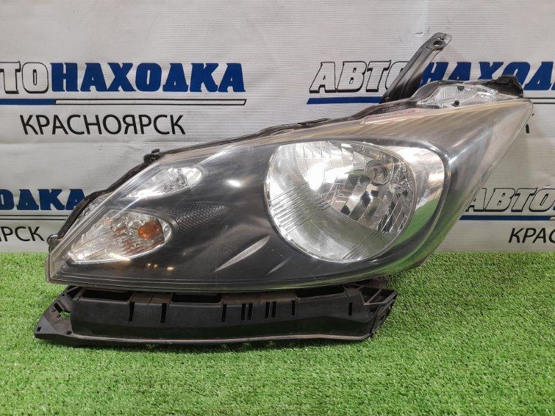 Фара Honda Freed GB3 L15A 2008 передняя левая 100-22839 левая, галоген, с корректором, дорестайлинг, с