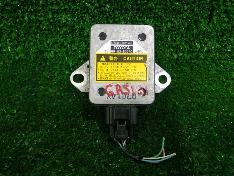 Датчик Lexus Gs350 GRS191 2GR-FSE 2005 Датчик курсовой устойчивости
