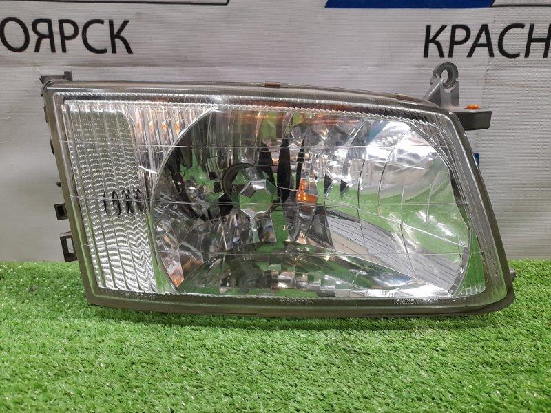 Фара Toyota Hiace Regius KCH46W 1KZ-TE 1997 передняя правая 26-71 ХТС, правая, галоген, дорестайлинг, 26-71