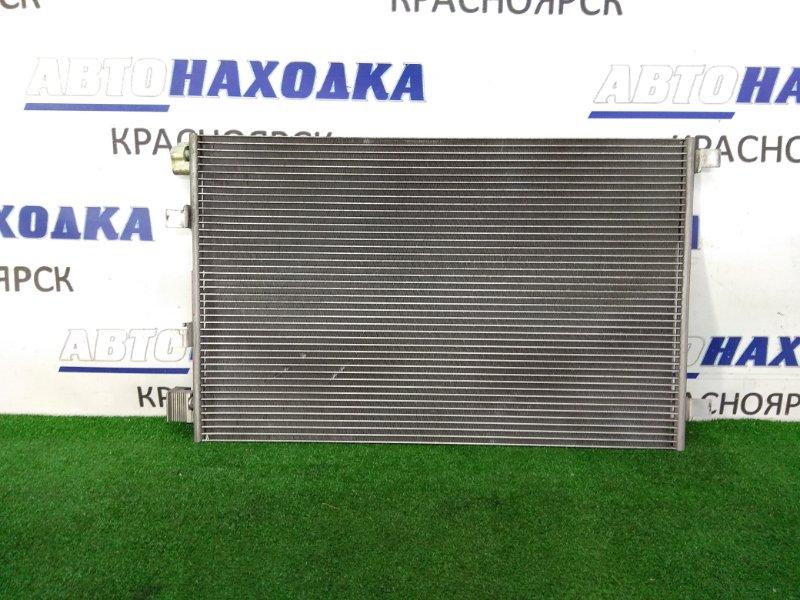 Радиатор кондиционера Nissan Qashqai KJ10 MR20DE 2006
