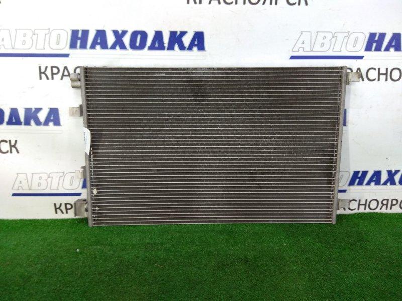 Радиатор кондиционера Nissan Qashqai J10 MR20DE 2007