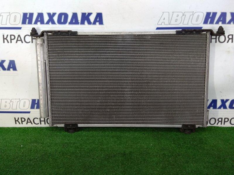 Радиатор кондиционера Toyota Avensis AZT250W 1AZ-FSE 2003