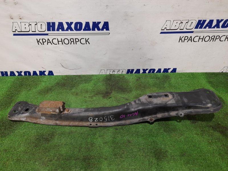 """Балка продольная Toyota Gaia ACM10G 1AZ-FSE 2001 передняя передняя """"лыжа"""""""