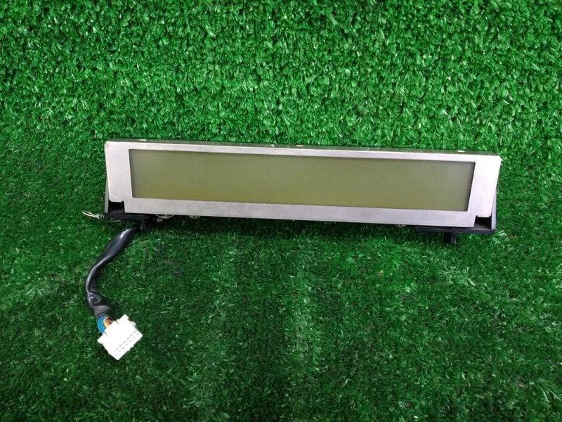 Дисплей Mazda Axela BK5P ZY-VE 2003 дисплей информационный, в консоль, 1 мод.