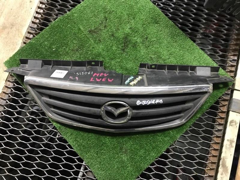 Решетка радиатора Mazda Mpv LW5W GY LC6250712 2MOD