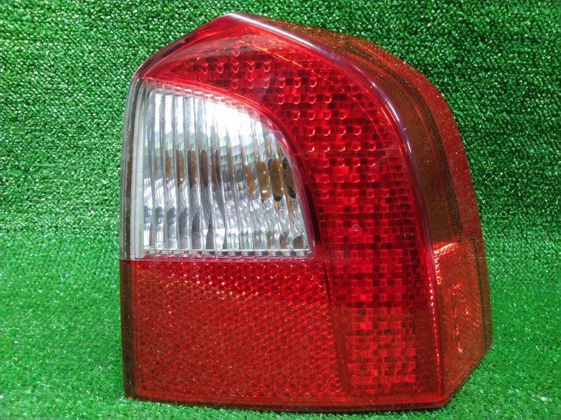 Фонарь задний Volvo V70 BW5 B5254T6 06.2008 правый 30698984 сломаны нижние крепления