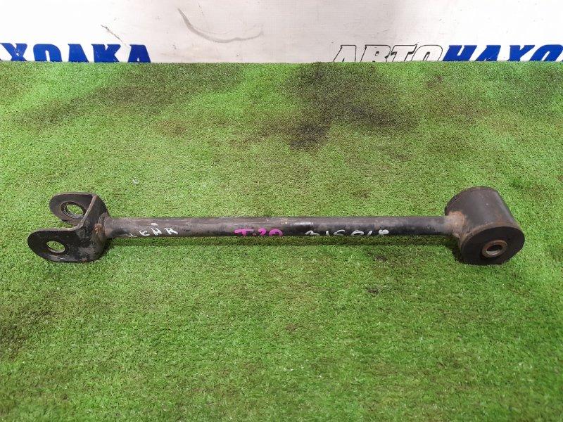 Тяга задняя Nissan X-Trail T30 QR20DE 2003 задняя продольная (вилка-с/блок)