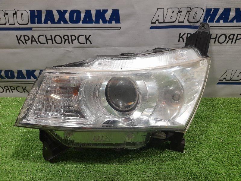 Фара Nissan Roox ML21S K6A 2009 передняя левая 100-59207 ХТС, левая, ксенон в сборе, с корректором, 100-59207,