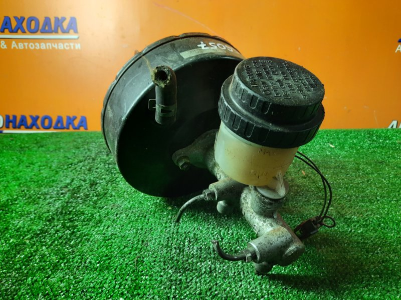 Главный тормозной цилиндр Subaru Leone AA3 EA71 С ВАКУУМНИКОМ