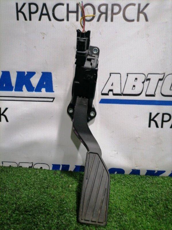 Педаль Suzuki Splash XB32S K12B 2008 газа, электронная, 6 контактов, с фишкой