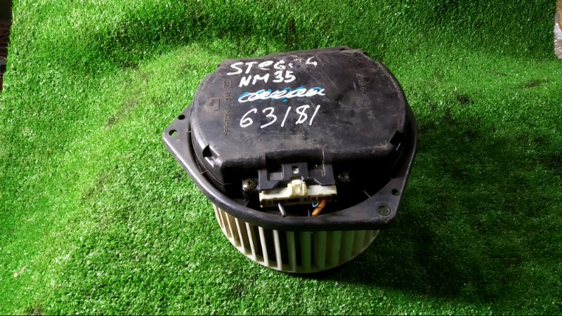 Мотор печки Nissan Cedric MY34 12.2001 ПОД ПЕРЕБОРКУ ********