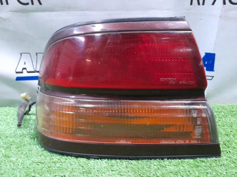 Фонарь задний Nissan Cefiro A32 VQ20DE 1994 задний левый 47-38 левый, дорестайлинг, 47-38