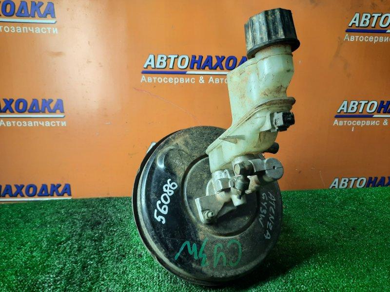 Главный тормозной цилиндр Mazda Atenza Sport GY3W L3-VE С ВАКУУМНИКОМ.