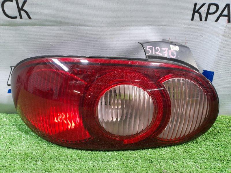 Фонарь задний Mazda Roadster NB6C B6-ZE 2000 задний левый 4917 левый, рестайлинг, 4917