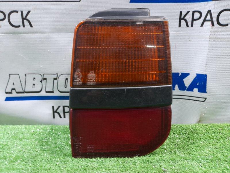 Фонарь задний Mitsubishi Chariot N33W 4G63 1991 задний правый 043-1536 правый, 043-1536,
