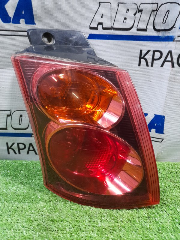 Фонарь задний Mitsubishi Colt Plus Z24W 4A91 2004 задний левый P4600 левый, красное стекло, P4600,