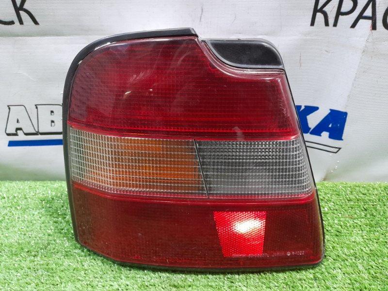 Фонарь задний Nissan Crew HK30 RB20E 1993 задний левый 220-24668 левый, 220-24668
