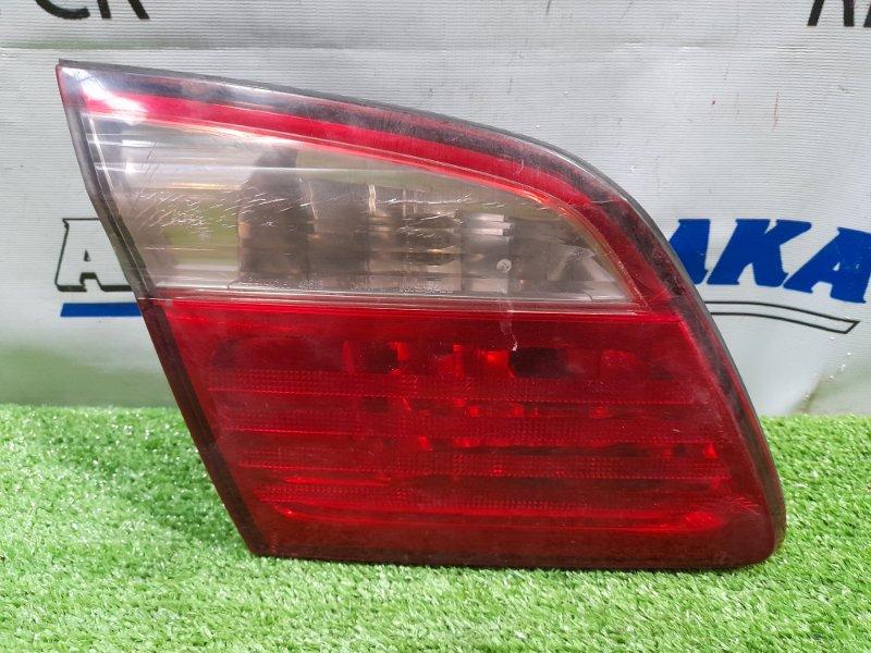 Фонарь задний Nissan Cefiro PA33 VQ25DD 1998 задний левый 4851B левый, с крышки багажника, 4851B.