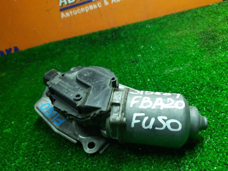 Мотор дворников Mitsubishi Fuso Canter FBA20 4P10 MK580571