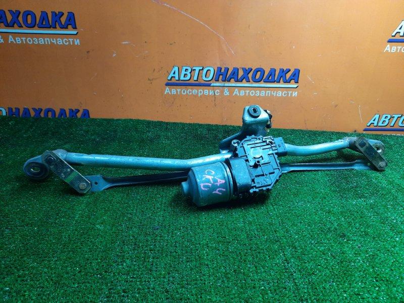 Мотор дворников Audi A4 B6 ALT передний 8E2955119A
