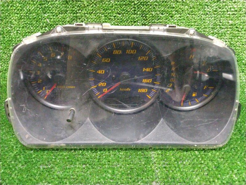 Щиток приборов Daihatsu Yrv M211G K3-VE 83200-97492 дефект корпуса слева