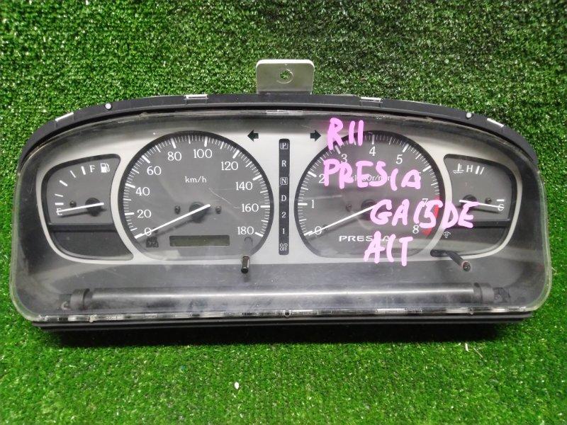 Щиток приборов Nissan Presea R11 GA15DE 24810-25Y15 AT, ТАХОМЕТР