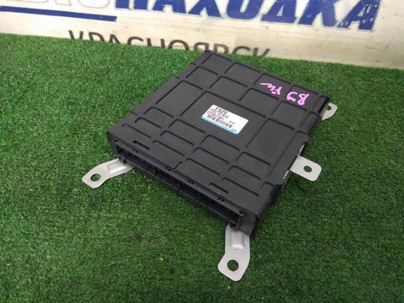 Компьютер Mazda Familia BJFW FS-ZE 1998 Блок управления ДВС
