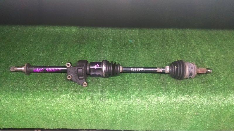 Привод Mini Cooper R53 W10B16 передний правый НЕ ABS, ПОДВЕСНОЙ