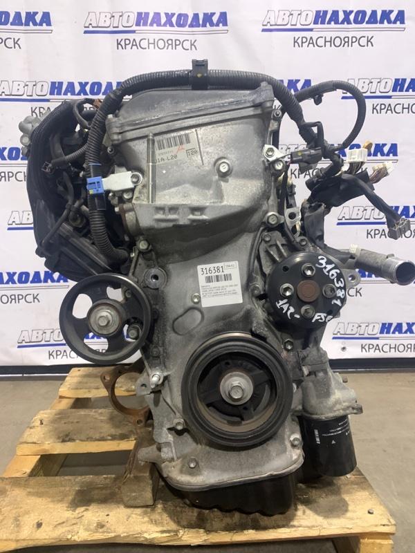 Двигатель Toyota Isis ANM10G 1AZ-FSE 2004 5619297 № 5619297 пробег всего 32 т.км.! ОТС. 2007 г.в. С