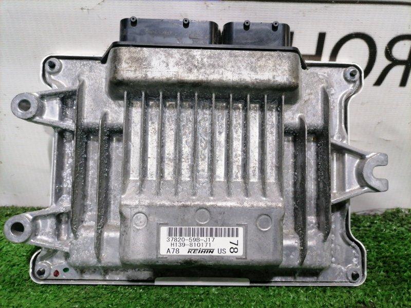 Компьютер Honda Stepwgn RP1 L15B 2015 блок управления ДВС