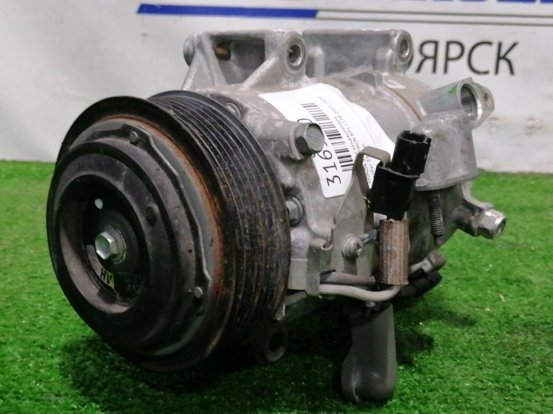 Компрессор кондиционера Honda Stepwgn RP1 L15B 2015 пробег 53 т.км.